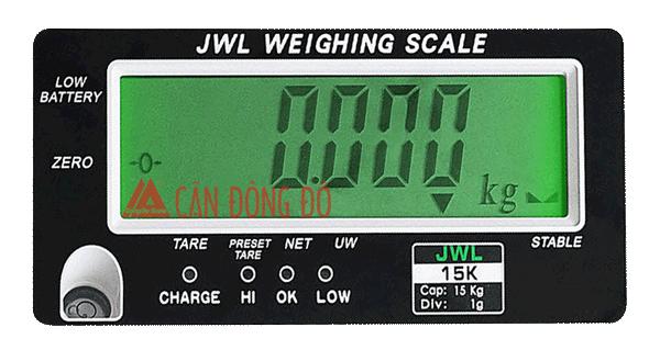 Màn hình cân bàn điện tử JWL