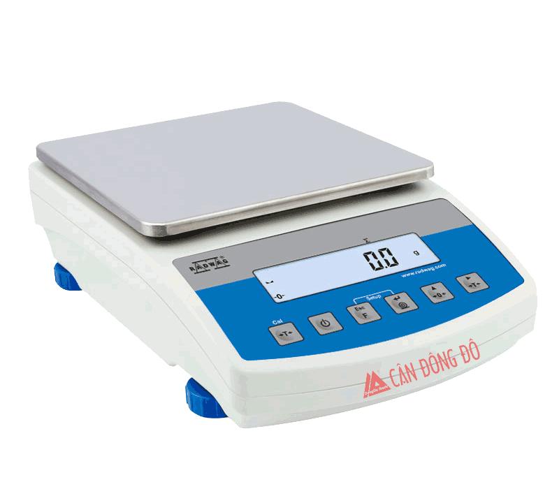 Cân điện tử WLC 10/A2 10kg (0,1g) - Radwag